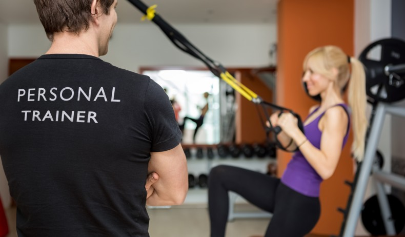 Being a personal trainer